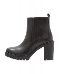 Stivali chelsea neri di Tommy Hilfiger