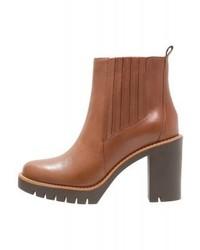 Stivali chelsea terracotta di Tommy Hilfiger
