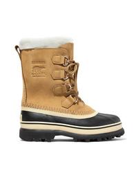 Stivali da neve marrone chiaro di Sorel