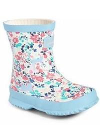 Stivali di gomma multicolori