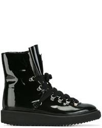 Stivali di gomma neri di Kenzo