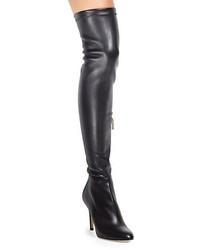 Stivali sopra il ginocchio in pelle original 4422128