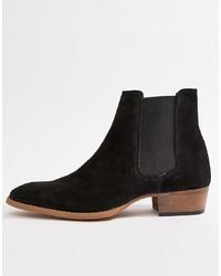 Stivali texani neri di ASOS DESIGN