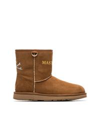 Stivali ugg marroni di Mastermind Japan