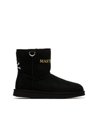 Stivali ugg neri di Mastermind Japan