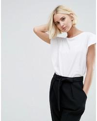 T-shirt bianca di Mango