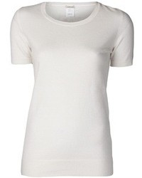T shirt girocollo bianca original 1311549