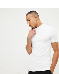 T-shirt girocollo bianca di ASOS DESIGN