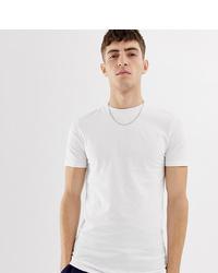 T-shirt girocollo bianca di Collusion