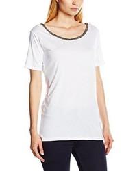 T-shirt girocollo bianca di True Religion