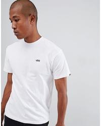 T-shirt girocollo bianca di Vans