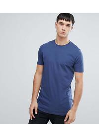 T-shirt girocollo blu scuro di Asos