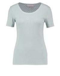 T-shirt girocollo grigia di Noa Noa
