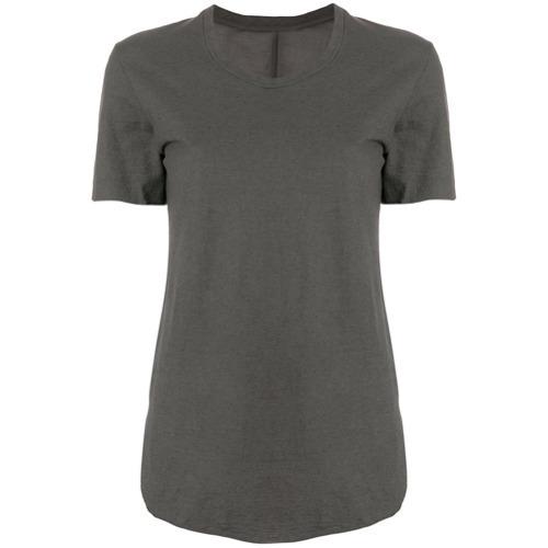 T-shirt girocollo grigio scuro di Lost & Found Rooms