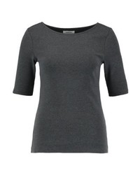 T-shirt girocollo grigio scuro di Zalando Essentials