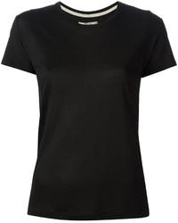 T shirt girocollo nera original 1311855