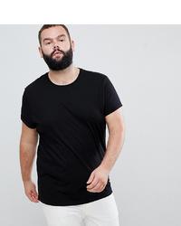 T-shirt girocollo nera di ASOS DESIGN