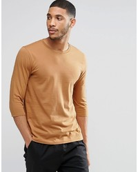 T-shirt girocollo terracotta di Asos