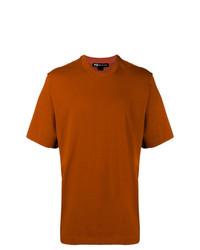 T-shirt girocollo terracotta di Y-3
