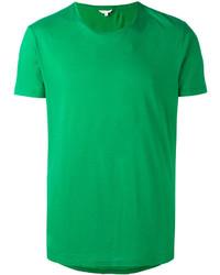 T-shirt girocollo verde