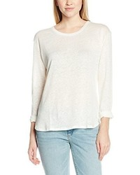 T-shirt manica lunga bianca di Filippa K