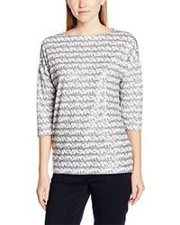 T-shirt manica lunga bianca di Olsen