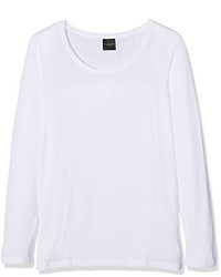 T-shirt manica lunga bianca di Selected Femme
