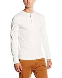 T-shirt manica lunga bianca di Tommy Hilfiger