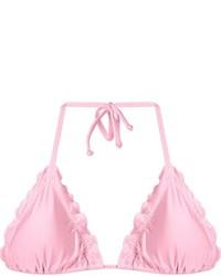 Top bikini rosa