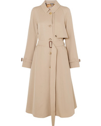 Trench beige di Burberry