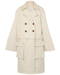 Trench beige di Rosetta Getty