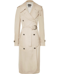 Trench beige di Tom Ford