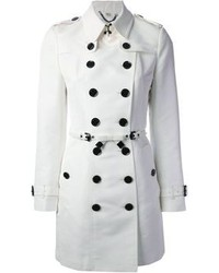 Trench bianco