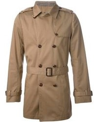 Trench marrone