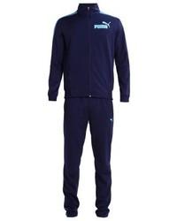 Tuta sportiva blu scuro di Puma