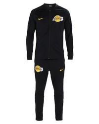 Tuta sportiva nera di Nike