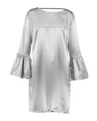 Vestito a trapezio argento di Armani Exchange