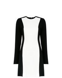 12aebd594f Come indossare un vestito a trapezio bianco e nero (81 foto) | Moda ...