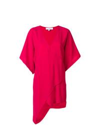 Vestito a trapezio rosso di IRO