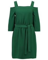 Vestito a trapezio verde di Designers Remix