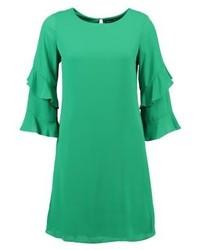 Vestito a trapezio verde di Dorothy Perkins