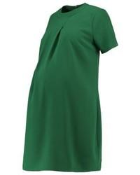 Vestito a trapezio verde di Spring Maternity