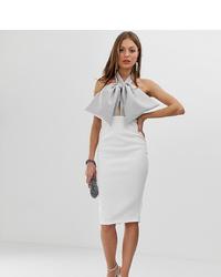 Vestito a tubino bianco di ASOS DESIGN