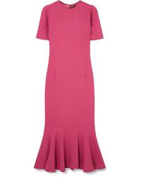 Vestito a tubino fucsia di Dolce & Gabbana