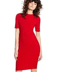 Vestito aderente rosso di Dorothy Perkins
