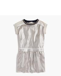 Vestito argento