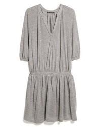 Vestito casual grigio