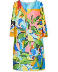 Vestito casual stampato multicolore di Mary Katrantzou