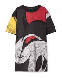 Vestito casual stampato nero di Marc Jacobs