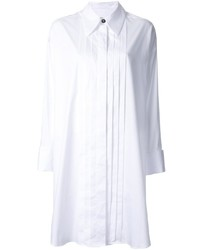 Vestito chemisier bianco